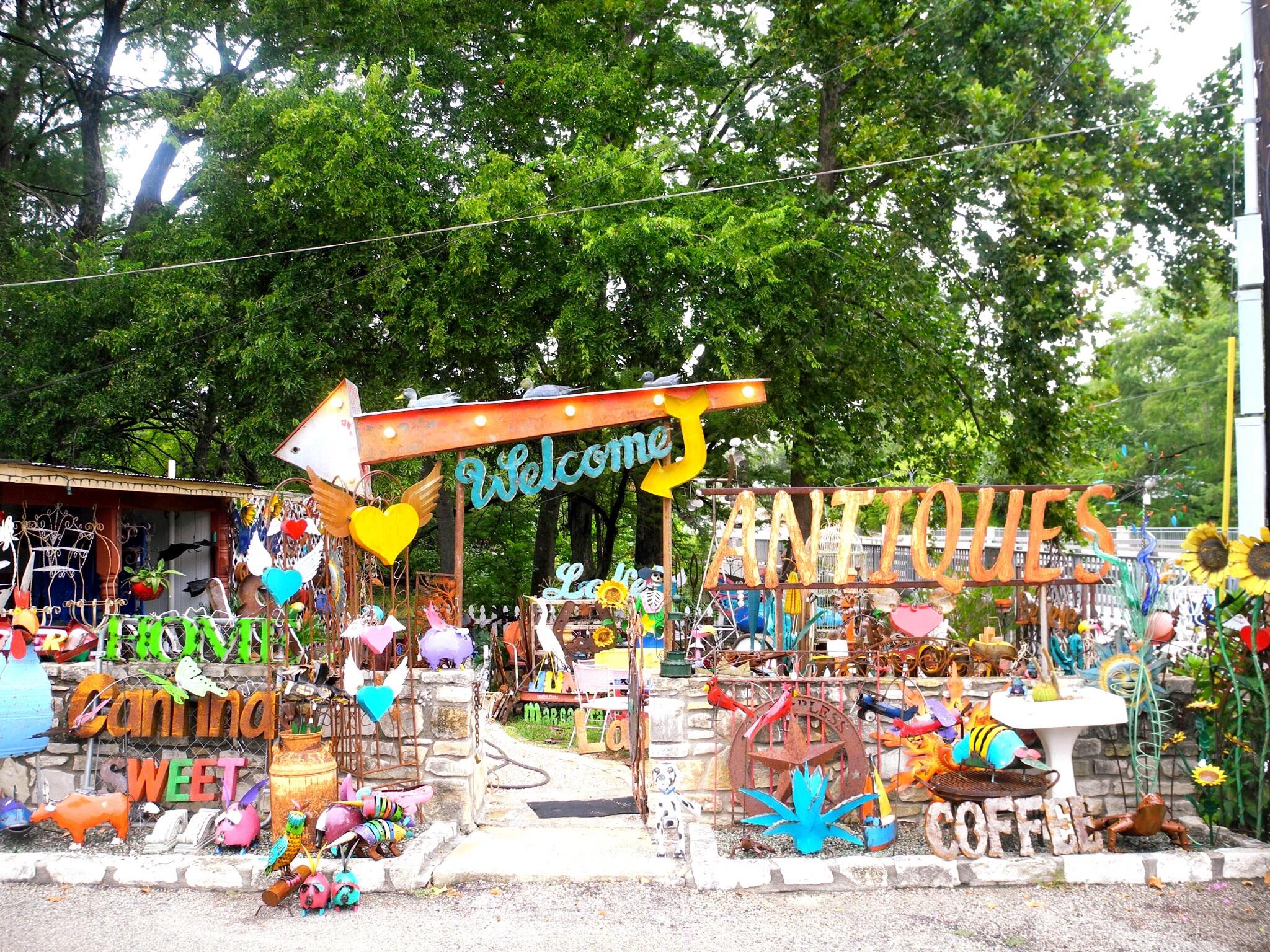 Shops in Wimberley TX