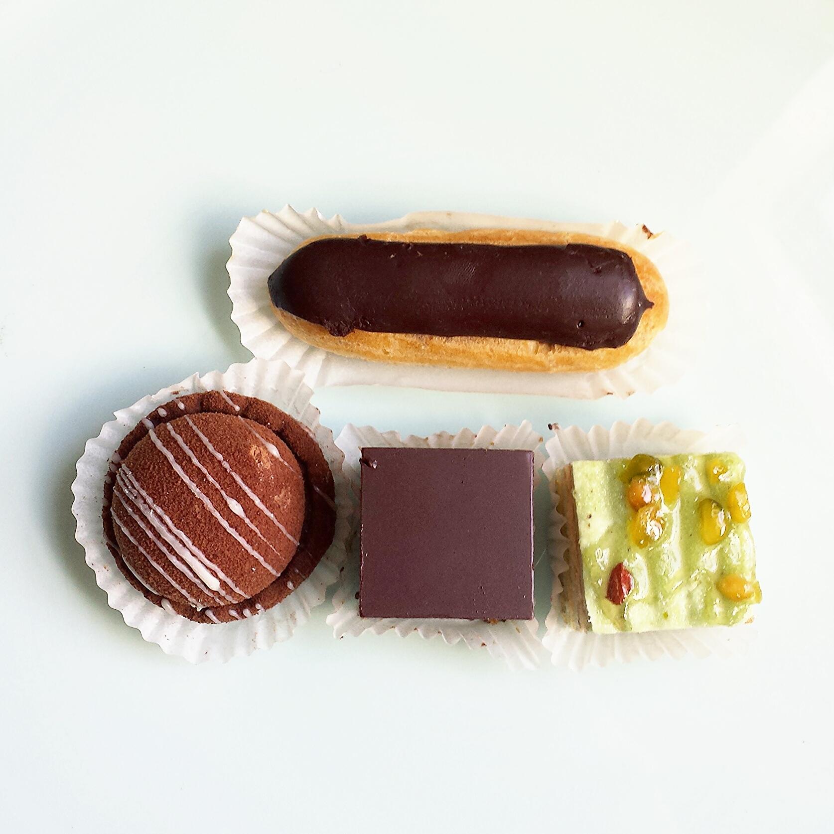 Mini Cake Olive Lardon Thermomix